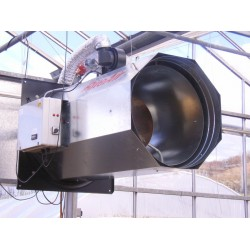 Indirect Fired Tunnel Heater